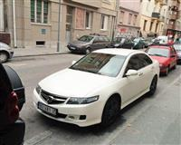 Honda Accord executive + TNG -08