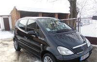 Mercedes Benz A 140 1.4 long reg.nov -01