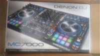 Denon MC 7000 Just used 3 times still in box almos