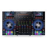 Denon MCX8000  Stand-Alone USB DJ Player  4-Deck D