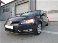 VW Passat Variant 2,0 TDI prilika navi park sen