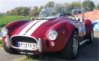 Ford Shelby cobra 427 iz 1967