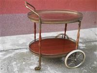 Stara barska kolica