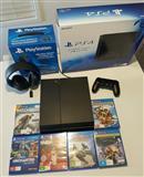 PlayStation 4 Novo