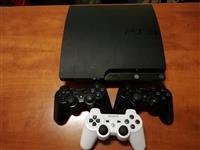 PS3 Cipovan 500GB HDD sa tri dzojstika