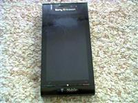 Sony Ericsson Satio Idou U1