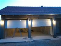 Segmetna garažna vrata svih dimenzija i boja