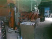 Linija za proizvodnju betonskih cevi
