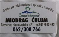 Masaža , Novi Sad