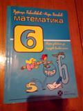 knjiga iz matematike za 6. razred