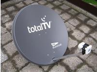 Total tv (kablovska preko satelita)