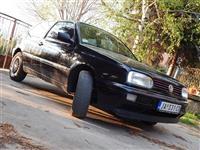 VW Golf 3 1.6  odlican -97
