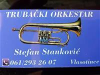 Trubaci Backa Palanka +381612932607
