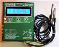 Digitalni diferencijalni termostat za solarno