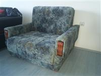 Fotelja rasklopiva
