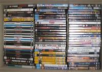 Privatna kolekcija DVD filmova-originali