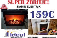 SALE ELECTRIC FIREPLACE - IDEAL KAMINA