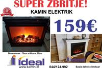SALE ELECTRIC FIREPLACE - IDEAL KAMINA