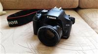 Canon EOS 500D +dodatna oprema