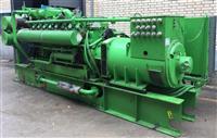 Generator 657 kw!