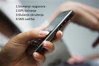 Lokator Android mobilnog telefona