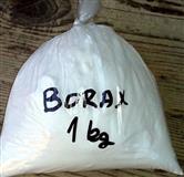 Borax, natrijum tetraborat kristal