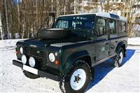 Land rover Defender  110 station wagon -00