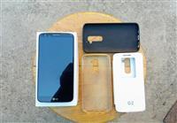 LG G2 (D802) 16GB Sim-Free + 3 maskice