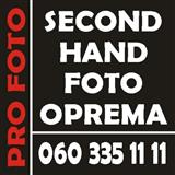 Fotoaparati / Objektivi / Dodatna oprema