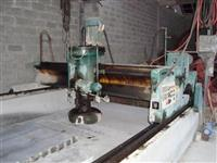 Automatska polirka za granit