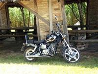 Bicikla sa motorom. XINTIAN KINROAD XT50Q
