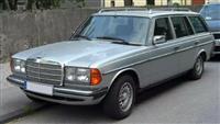 Kupujem očuvan Mercedes w 123 karavan