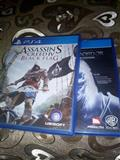 Assassins cred black flag & Shadow of Mordor Game