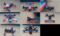 V-tail 210 FPV Racing Drone RTF (pogledaj opis)