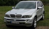BMW X5 3.0i gas -05 hitno