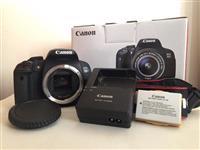 CANON EOS 700D 18 MP DSLR KAMERA SA 18-55 MM + 55