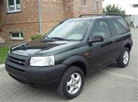 Land Rover Freelander 2.0 td4 nov -01