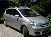 Toyota Corolla Verso sol 4d4 -07