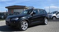 BMW X3 xDrive Automatik 4X4 -10