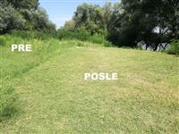 Košenje trave i održavanje zelenih površina