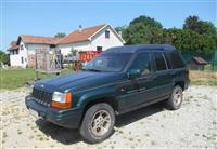 Jeep Grand Cherokee 4.0 limited -97