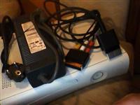 360xbox konzola Neispitana+ adapter i AV kabal