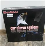 Alarm za automobil - extra kvalitet-Novo!