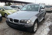 BMW X3 3.0D Sport -04