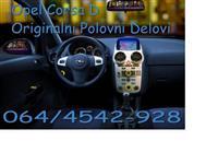 Opel Corsa D delovi