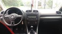 VW Golf 6 1.6tdi