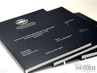 Izrada seminarskih radova, diplomskih, master