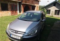 2003 Peugeot 307 1.997HDI
