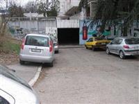 Garaza 21m2 na bulevar Mihajla Pupina