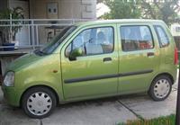Opel Agila COMFORT -02